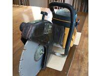 Partner K650 Active ll disc cutter in used condition. Good starter/runner