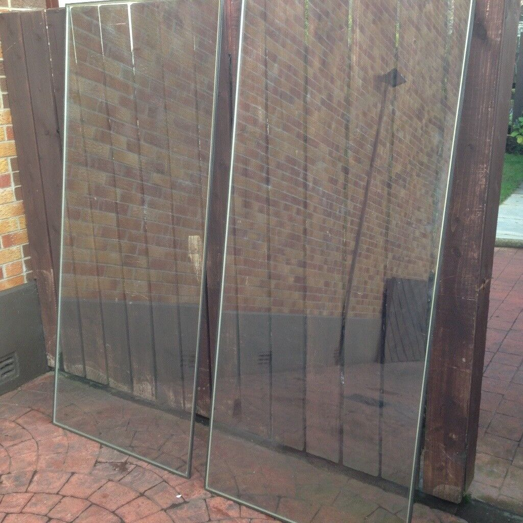 Double Glazing Units X 2. Excellent condition.