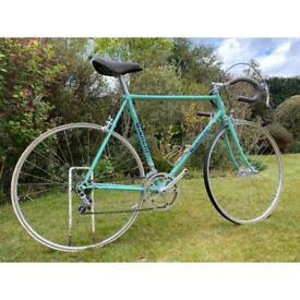 Bianchi classic road bike rekord 848 12V