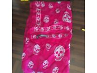 Alexander McQueen chiffon scarf - used twice. Excellent condition. Comes with dust bag.