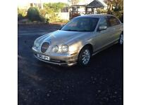 01/51 Jaguar S Type 3.0 V6 Auto. SPARES AND REPAIRS £350. ONO