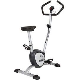 Lonsdale unused exercise bike