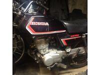 Honda Cg 125 good first bike