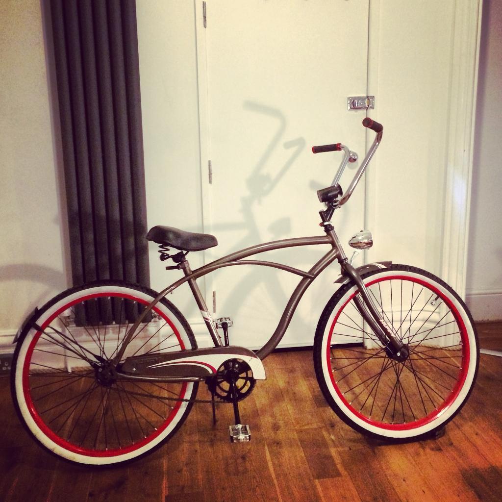 Rare American Huffy beach cruiser bike