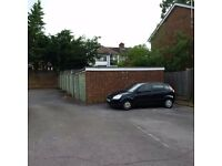 Garages to Rent - Grovebury Ct, Chase Road, Oakwood N14 - ideal for storage/ car etc