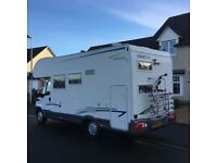 Fiat Chausson Welcome 17 - 6 Berth Motorhome ( 2006 )