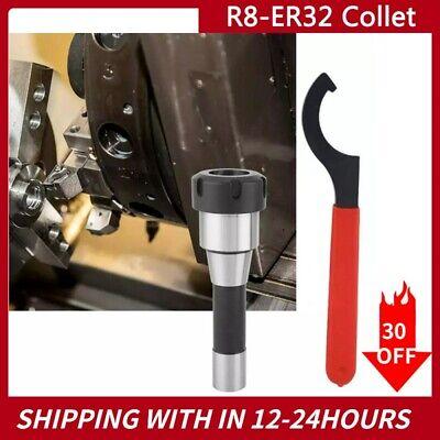 Er32 Spring Collets Set R8-er32 Collet Chuck Holder Cnc Milling Lathe Spanner