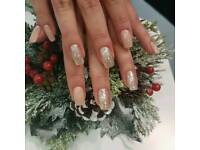 Manicure £13 gel polish