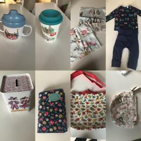 Small Cath Kidston items