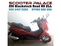 Honda swing s-wing 125 cc Red Good condition FES (NOT FORZA PS PCX SH VISON NMAX XMAX)
