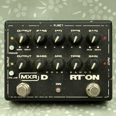 MXR M151 Doubleshot Distortion Guitar effect pedal (AA61Y380)