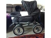 Silver Cross pram and accessories. .