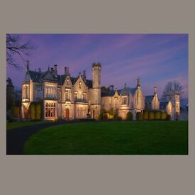 Commis Chef @ The Roxburghe Hotel with live-in accommodation
