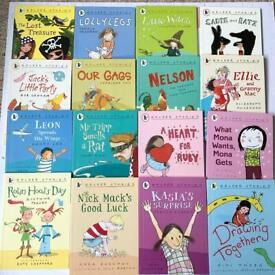 Walker Stories - set of 16 books