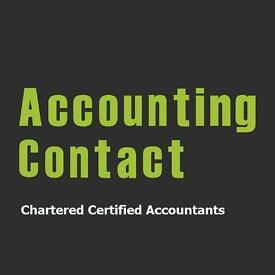 SELF ASSESSMENT PERSONAL TAX RETURN-CHARTERED CERTIFIED ACCOUNTANTS