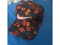 Brand New Nike Floral Cap (Never Worn)