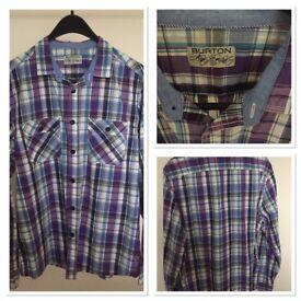 Men's Burtons XL Shirt