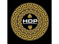 HDP Entertainment - Specialist Dj's For Any Occasion