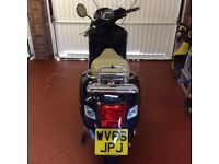 Vespa GTS 300 one year old, as new, perfect condition