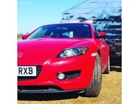 cracking RX-8 AND numberplate