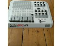 APC40 | Ableton Live Performance Controller in excellent condition with all (box, CD...)