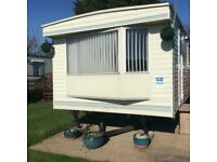 Caravan for hire near Bridlington