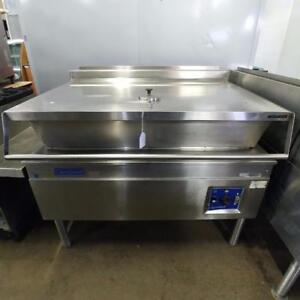 40 Gallon Gas Tilt Skillet
