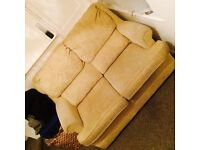 Two Seater Sofa £25