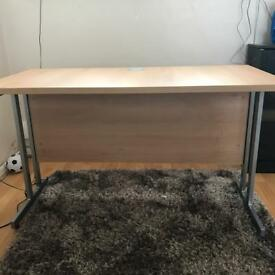Brand new beech desk for sale