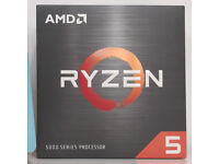 Ryzen 5 5600X 6-Core Processor / CPU (Shipping Available)