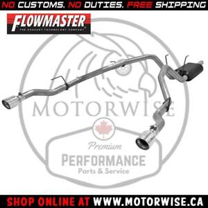 Flowmaster American Thunder Catback Exhaust | 2009-2018 Ram 1500 5.7 V8 | | Shop & Order Online at www.motorwise.ca