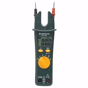 Greenlee CSJ-100 AC Open Jaw Clamp Meter (BRAND NEW) $79.99
