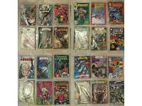 180+ Comic books