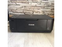 Canon PIXMA MG4250 Wireless All-In-One Colour Printer with new ink and paper