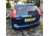 2007 Mazda 5 2.0 Lt diesel Gearbox