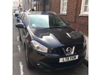 Nissan Qashqai 1.8 TOP OF THE RAGE 2011 model Automatic gearbox