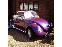1967 VW Volkswagen Beetle project