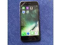 iPhone 6 16 gig any sim