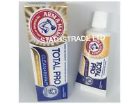 720pcs X 25ml ARM & HAMMER TOOTHPASTE WHOLESALE JOTLOT CLEARANCE
