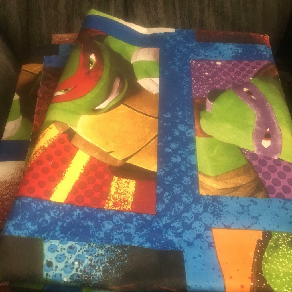 Ninja Turtles Curtains