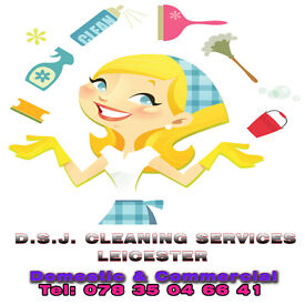 Domestic Cleaning Services in Leicester - End of Tenancy & Carpet Cleaning Services