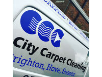 Carpet and Upholstery Cleaning est for10 years in Brighton and Hove