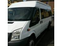 Ford minibus for sale 17 seats