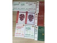 Unused 11 plus CGP books