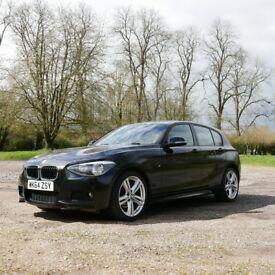 BMW 1 Series 2.0 120d M Sport Sports Hatch (s/s) 5dr