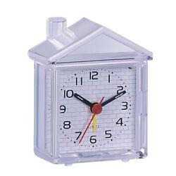Battery Operated Portable Small Travel Alarm Clock Night Light Snooze 02