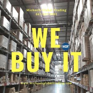 Closing or Downsizing Your Business? We'll Buy Your Inventory & Equipment