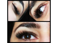 eyelashes extensions Leeds