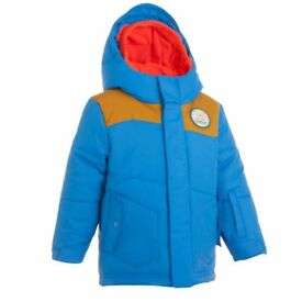 Blue Ski Boy's Winter Jacket, age 3-4