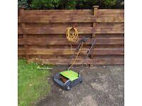 Pro Electric Lawn Rake